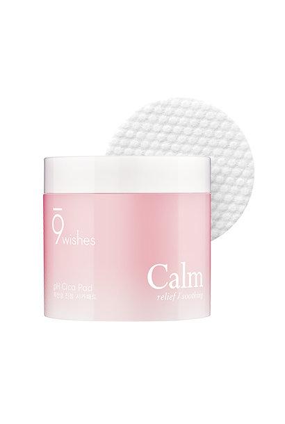 pH Calm CICA Toner Pad