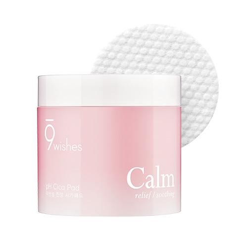 pH Calm CICA Toner Pad-1
