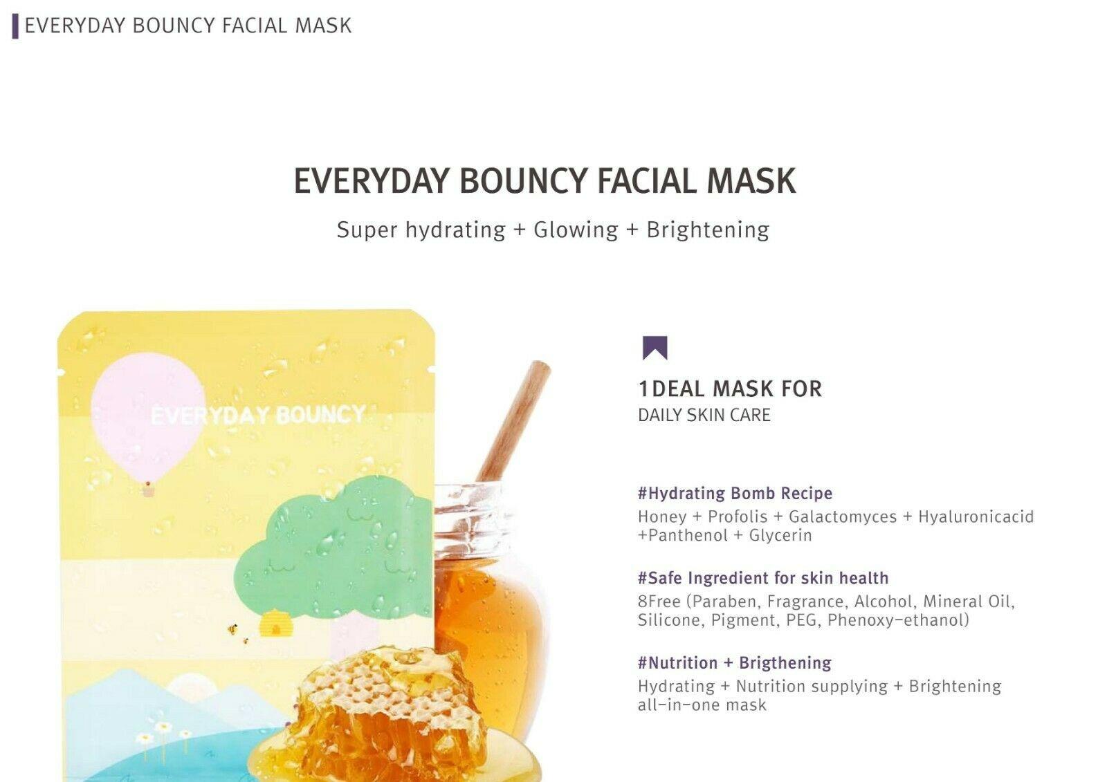 Everyday Bouncy Facial Sheet Mask-3