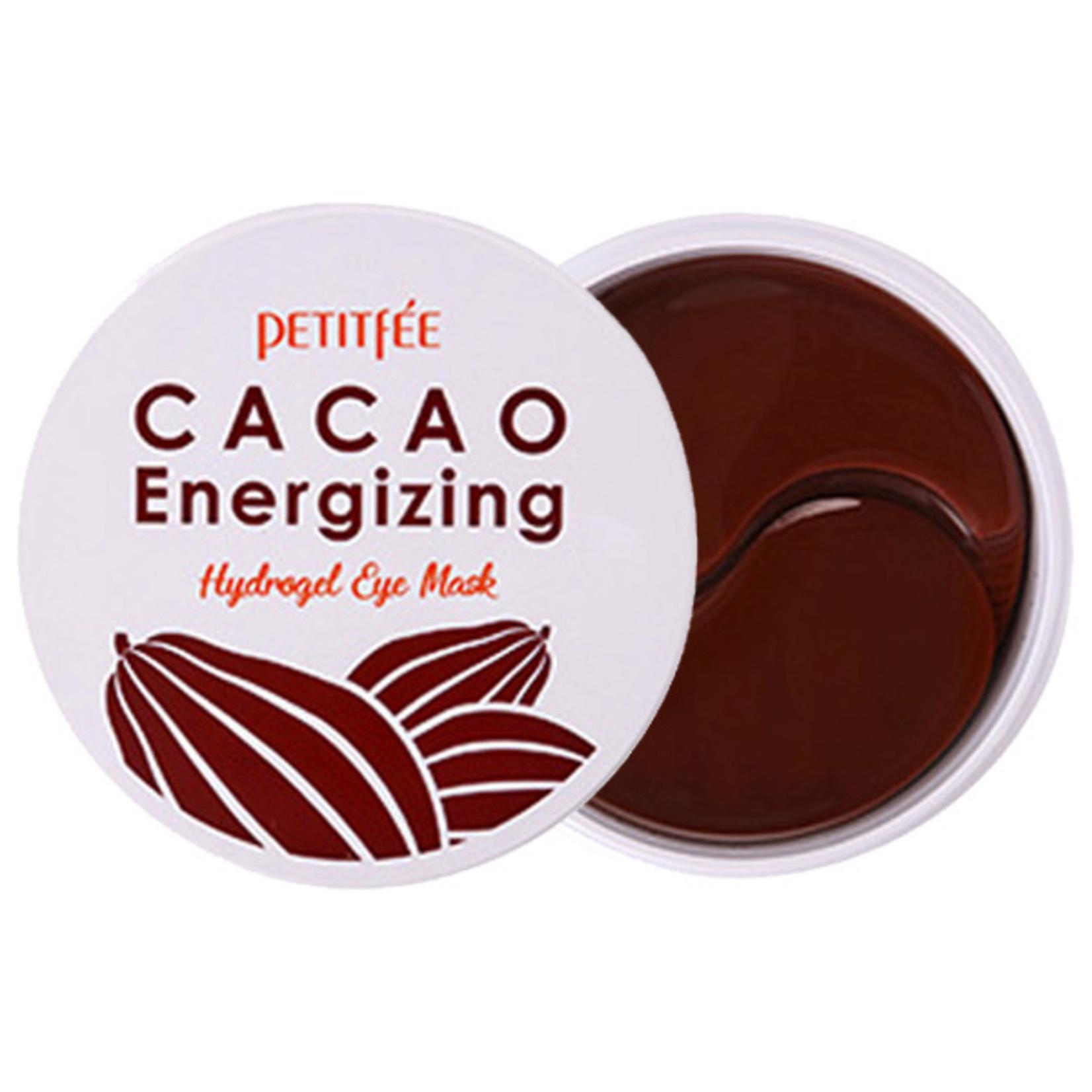 PETITFEE Cacao Energizing Hydrogel Augenpads