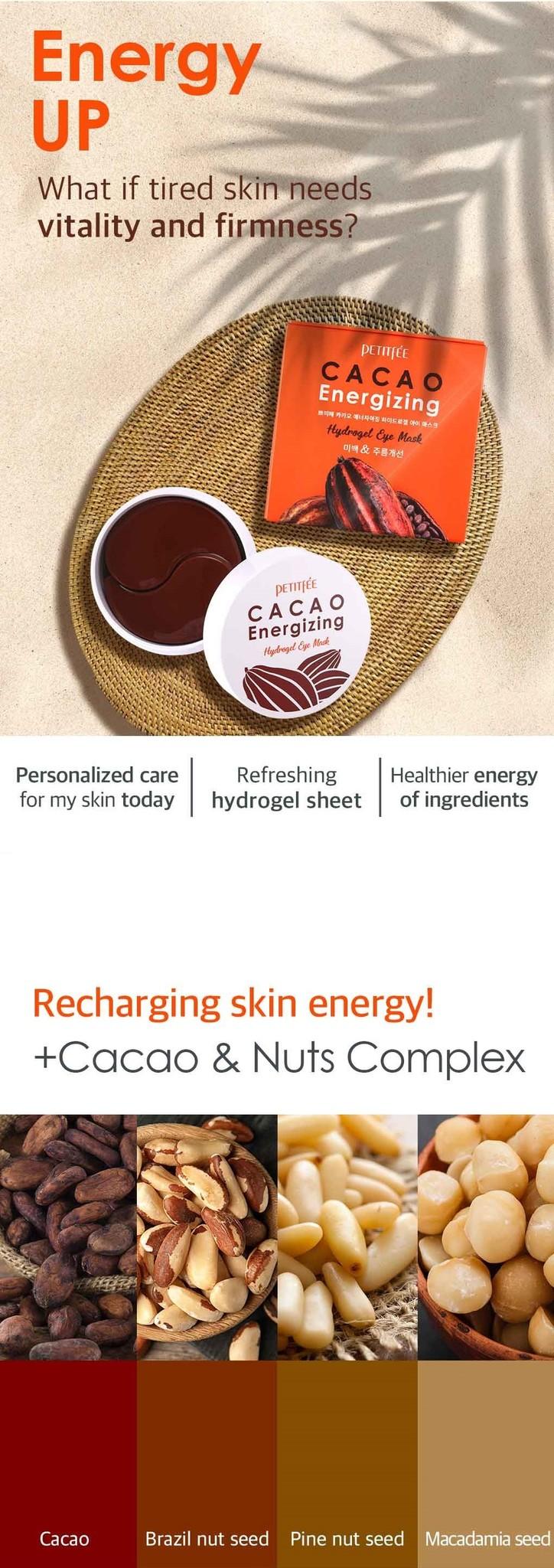 Cacao Energizing Hydrogel Eye Patch-4