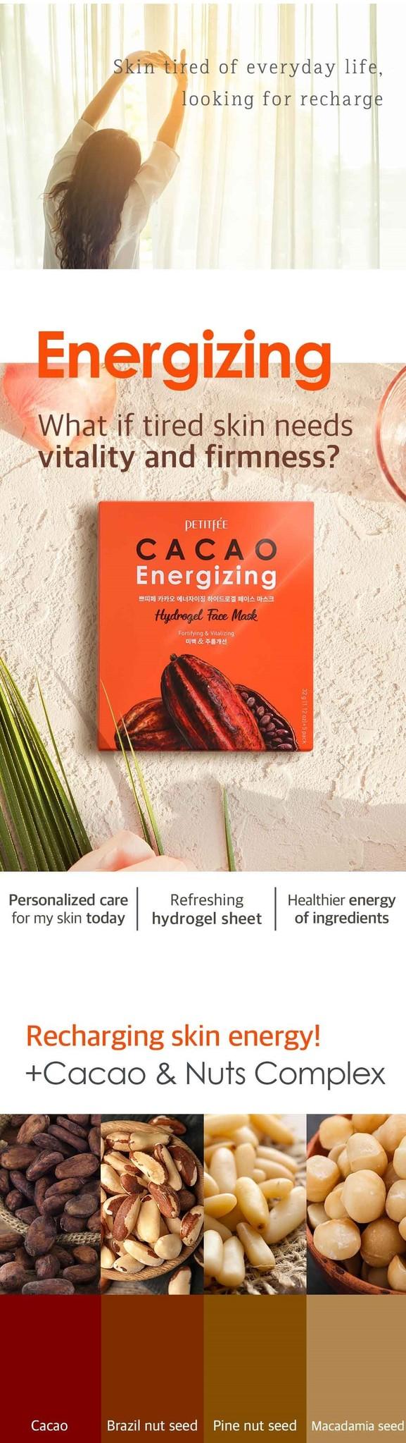Cacao Energizing Hydrogel Maske-3