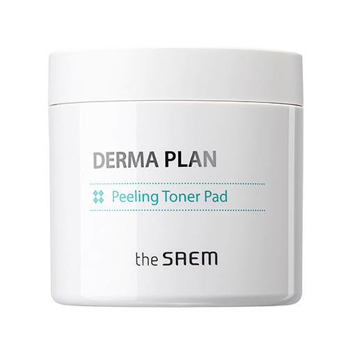 Derma Plan Peeling Toner Pad-1