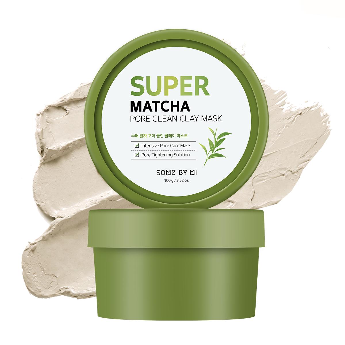 Super Match Pore Clean Clay Mask-1