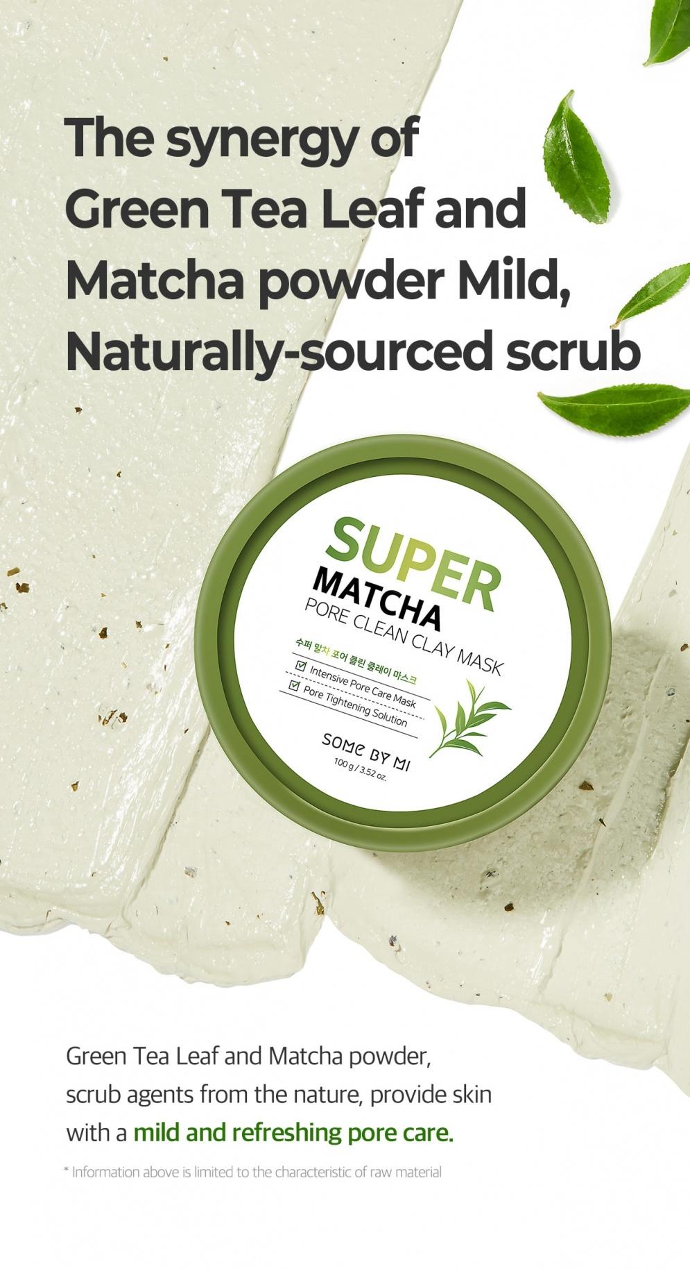 Super Match Pore Clean Clay Mask-6