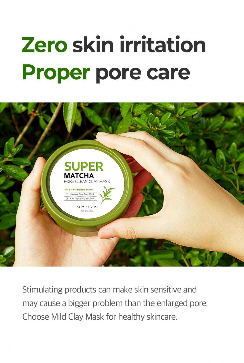 Super Match Pore Clean Clay Mask-7