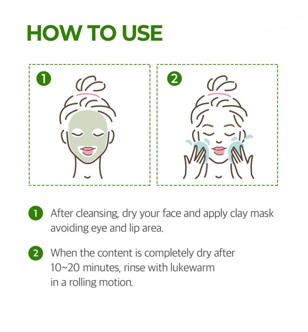 Super Match Pore Clean Clay Mask-10