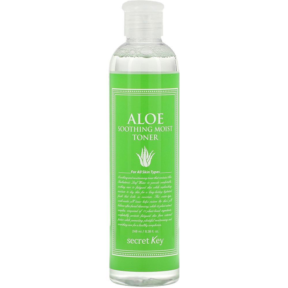 Aloe Soothing Moist Toner-1