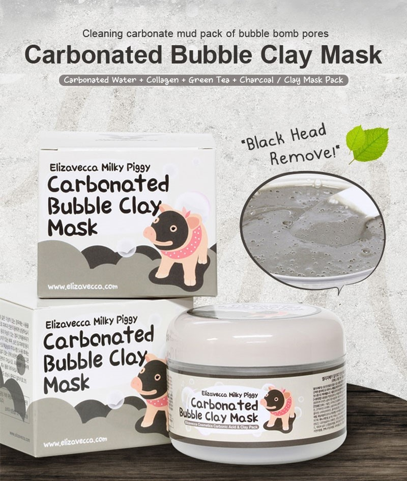 Carbonated Bubble Clay Mask-2