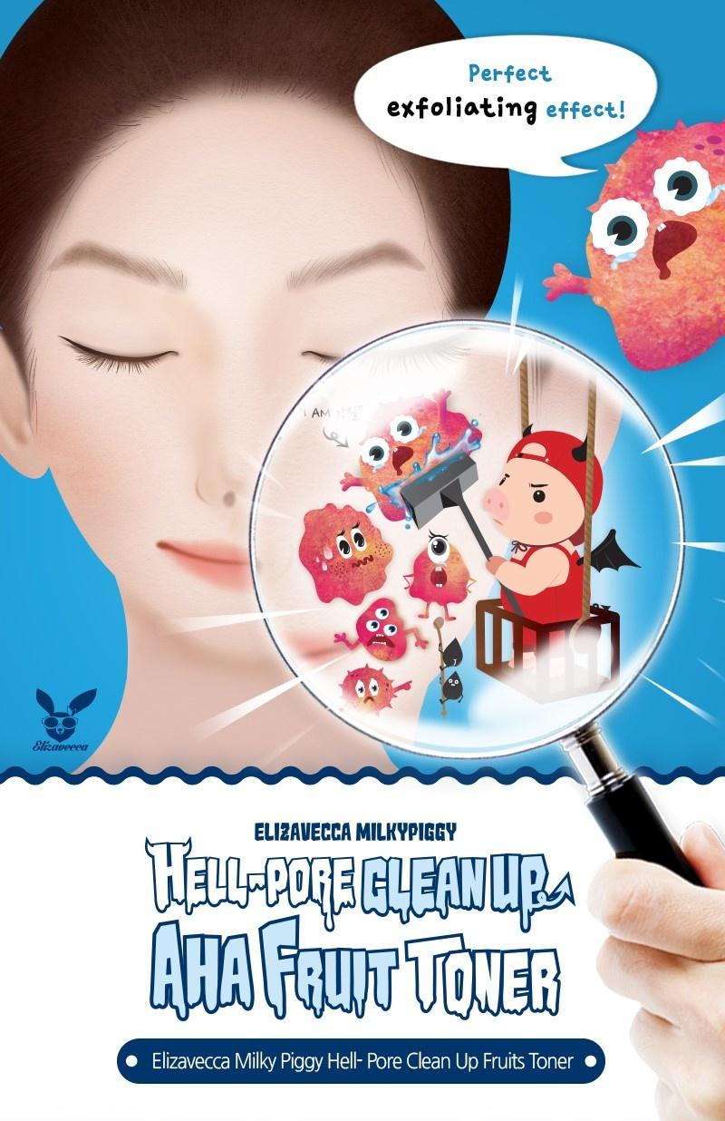 Hell Pore Clean Up AHA Fruit Toner-2