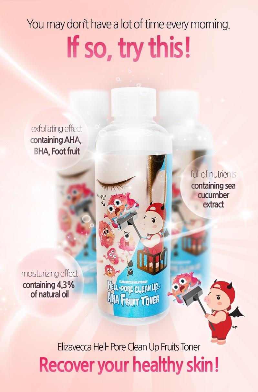 Hell Pore Clean Up AHA Fruit Toner-5