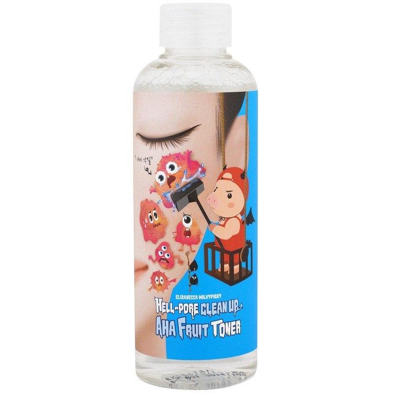 Hell Pore Clean Up AHA Fruit Toner-1