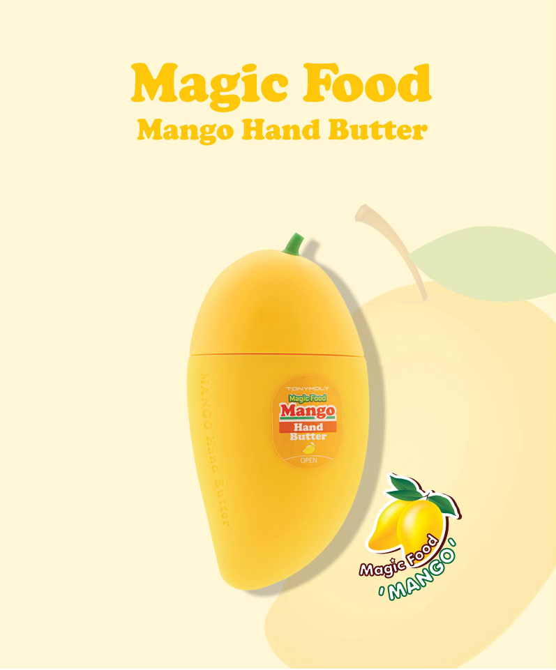 Magic Food Mango Hand Butter-2