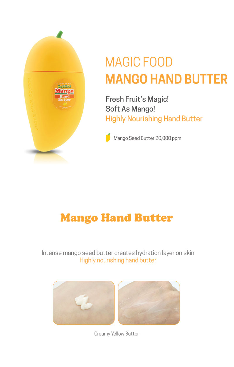 Magic Food Mango Hand Butter-3