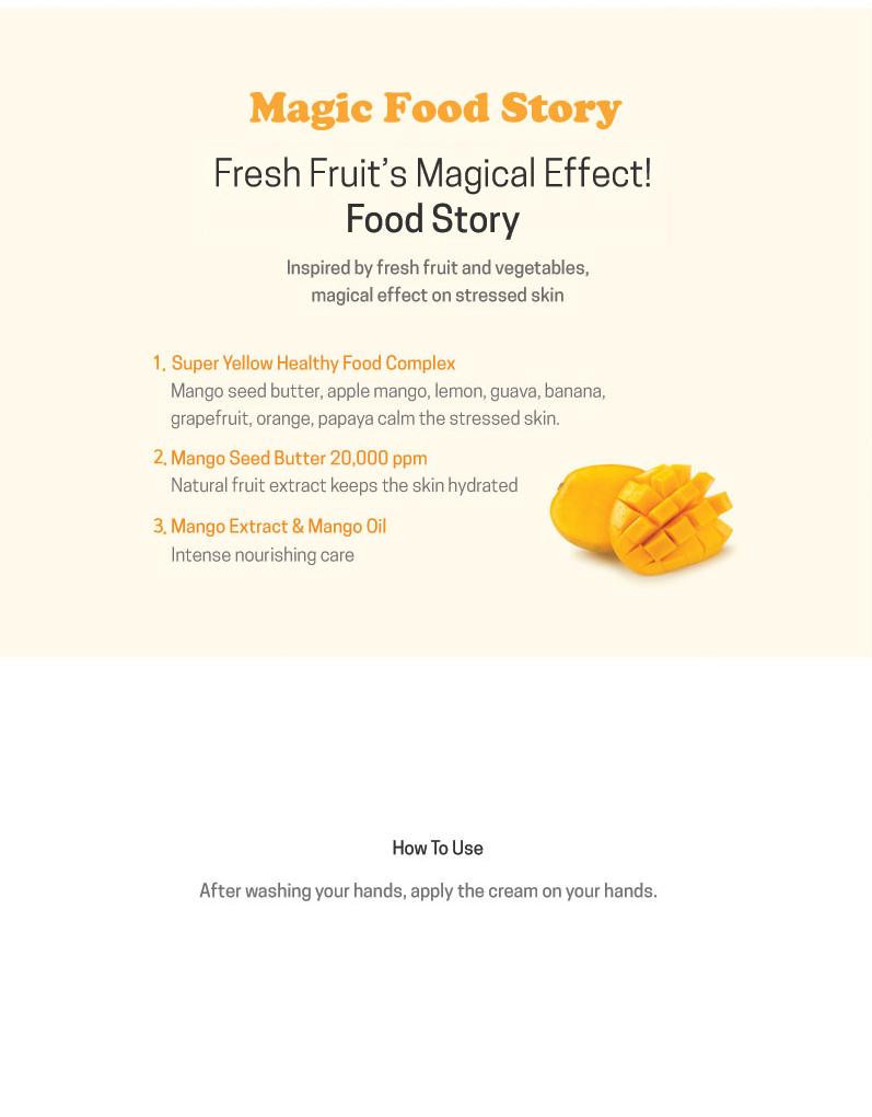 Magic Food Mango Hand Butter-4