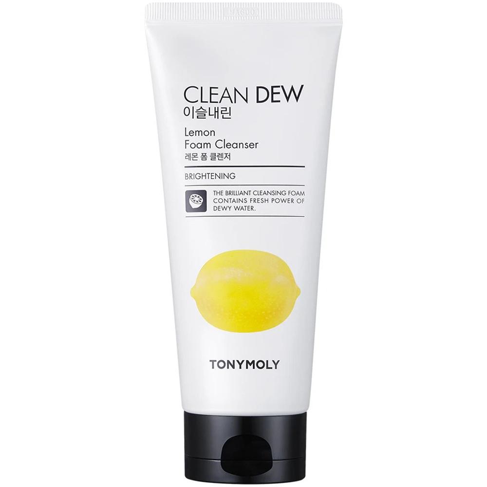 Clean Dew Lemon Foam Cleanser-1