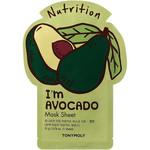 TONYMOLY I`m REAL Avocado Mask Sheet Nutrition