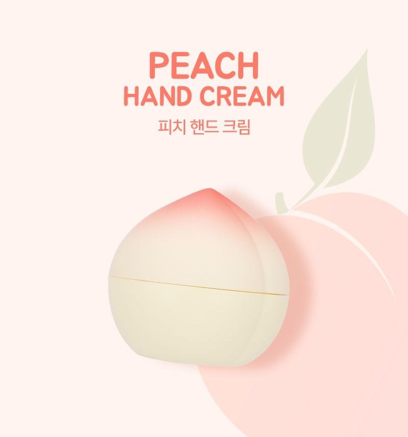 Peach Hand Cream-2