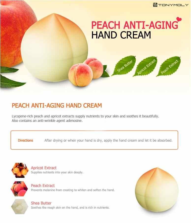 Peach Hand Cream-3
