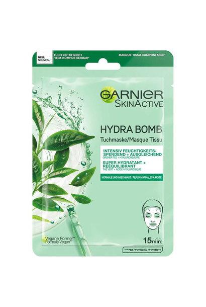 Hydra Bomb Sheet Mask Green Tea