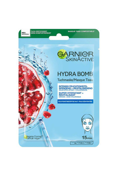 Hydra Bomb Sheet Mask Pomegranate