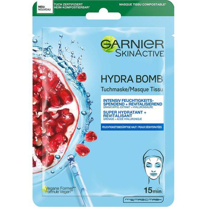 Hydra Bomb Sheet Mask Pomegranate-1