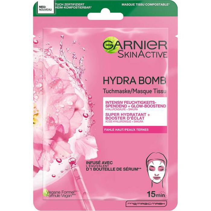 Hydra Bomb Sheet Mask Sakura-1