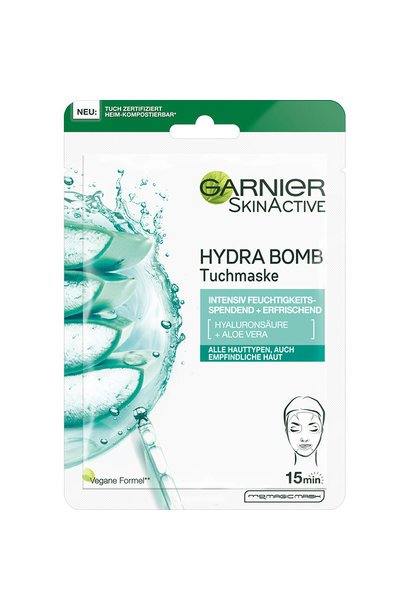 Hydra Bomb Tuchmaske Aloe