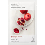 innisfree My Real Squeeze Mask [Pomegranate]