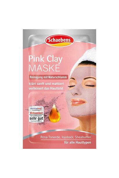 Pink Clay Maske