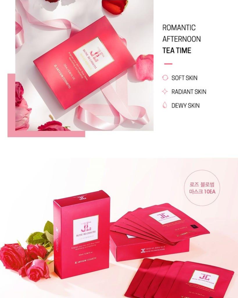 Rose Blossom Mask-3