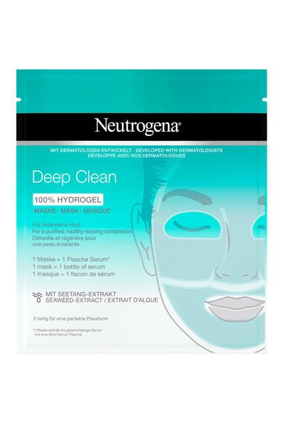 Skin Detox Hydrogel Mask