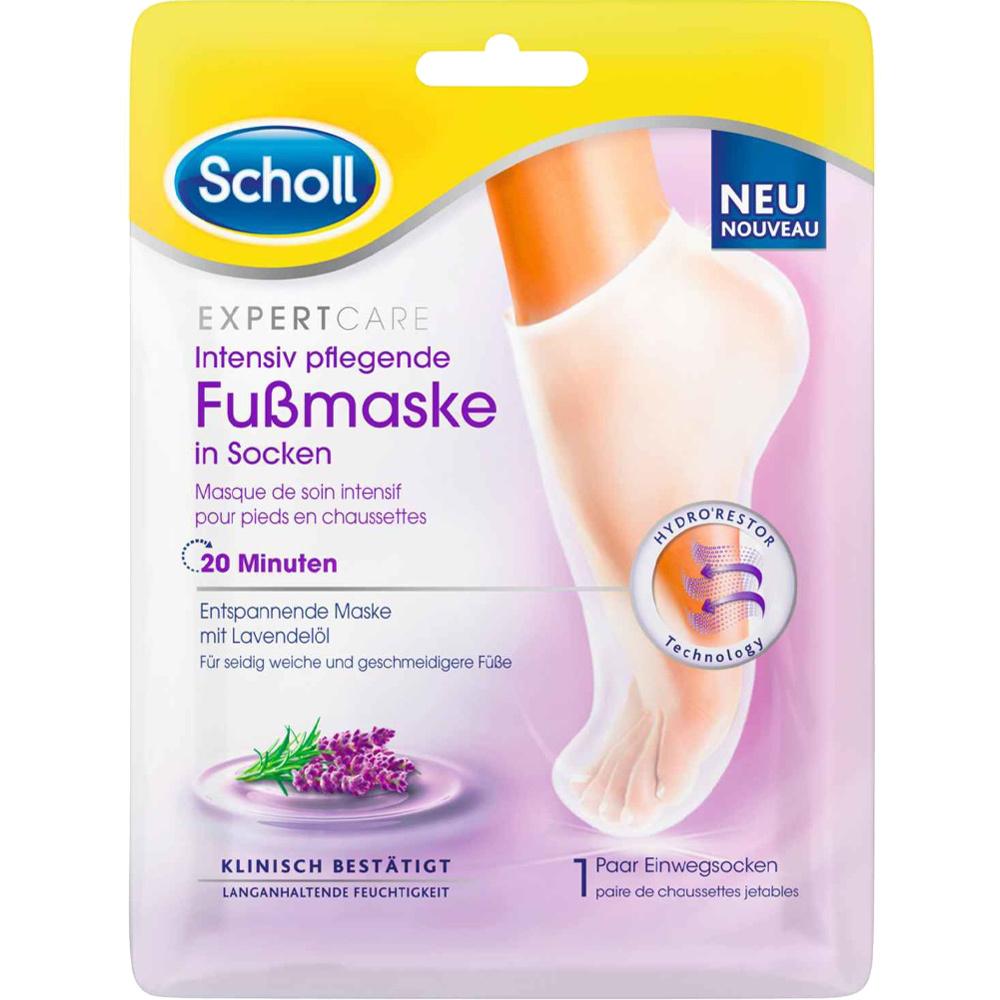 Expert Care Dry Skin Foot Mask Lavender-1