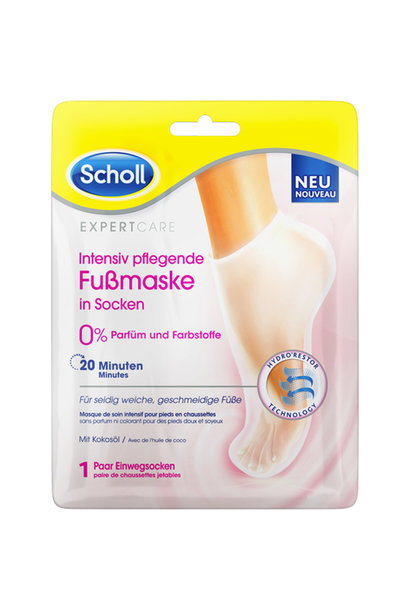 Expert Care Fragrance and Colourants Free Foot Mask