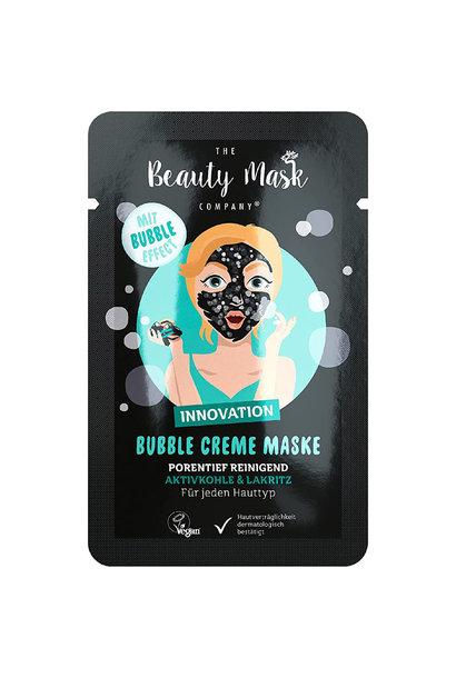 Bubble Maske #Aktivkohle & Lakritz