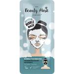 The Beauty Mask Company Bubble Tuchmaske #Aktivkohle