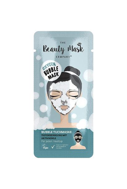 Bubble Tuchmaske #Aktivkohle