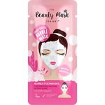 The Beauty Mask Company Bubble Tuchmaske #Kaktus & Wasserlilie