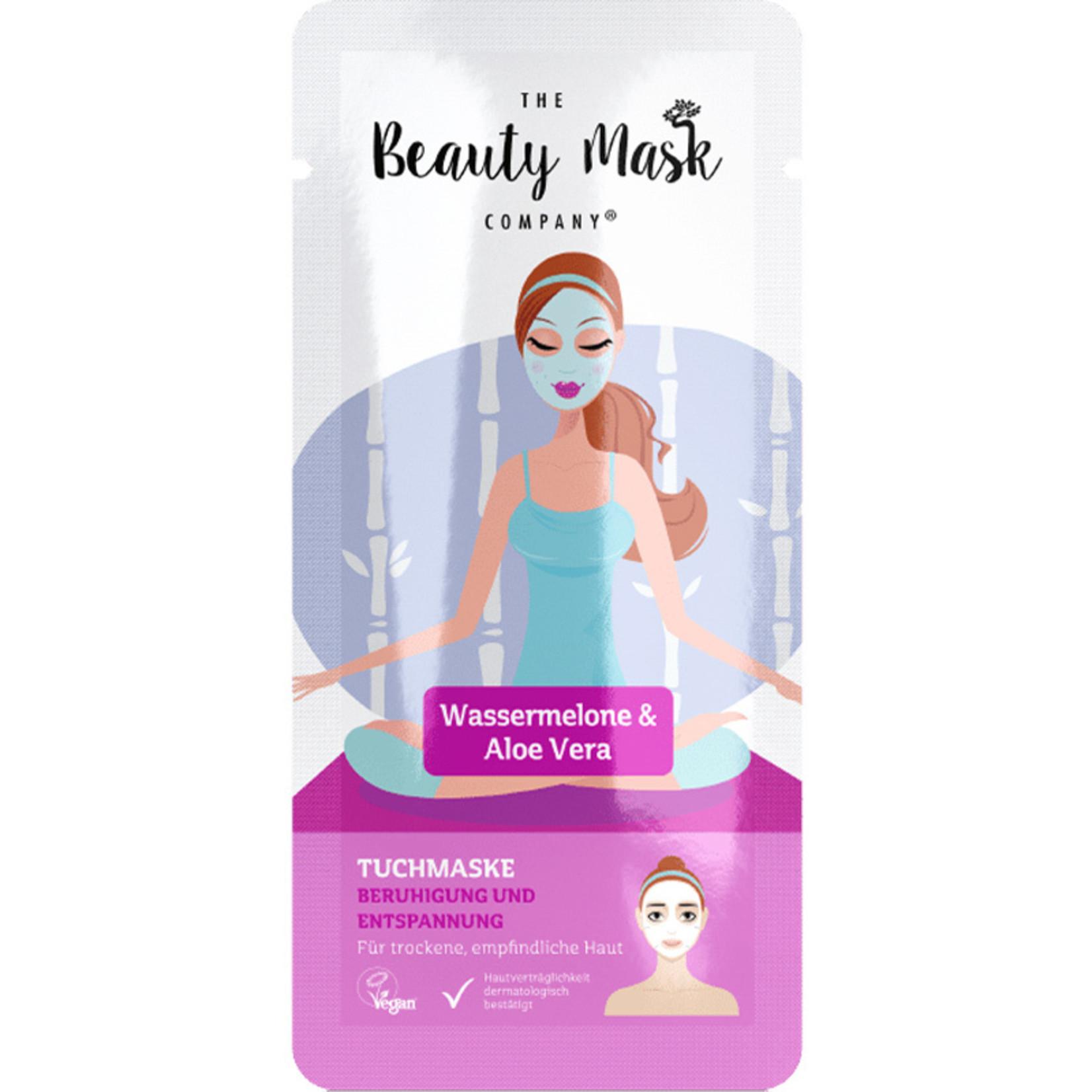 The Beauty Mask Company Sheet Mask #Watermelon & Aloe Vera
