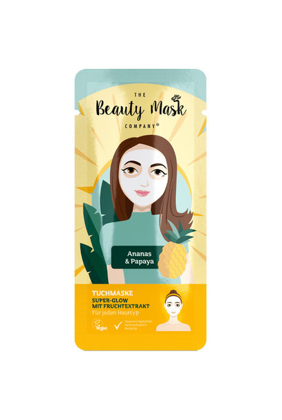 Sheet Mask #Pineapple & Papaya