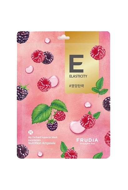 my orchard squeeze mask  RASBERRY