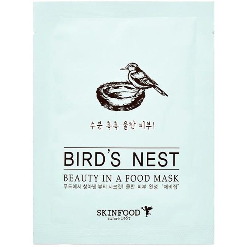 Beauty in a Food Mask BIRD'S NEST-1