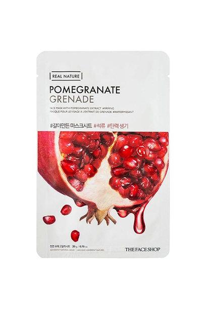 Real Nature Granatapfel