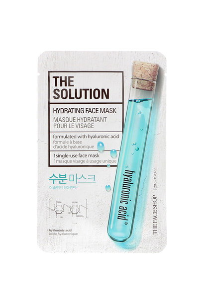 The Solution Hydrating Sheet Mask