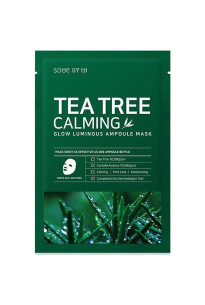 Tea Tree Calming Glow Luminous Ampoule Mask