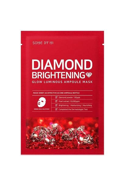 Diamond Brightening Glow Luminous Ampoule Mask