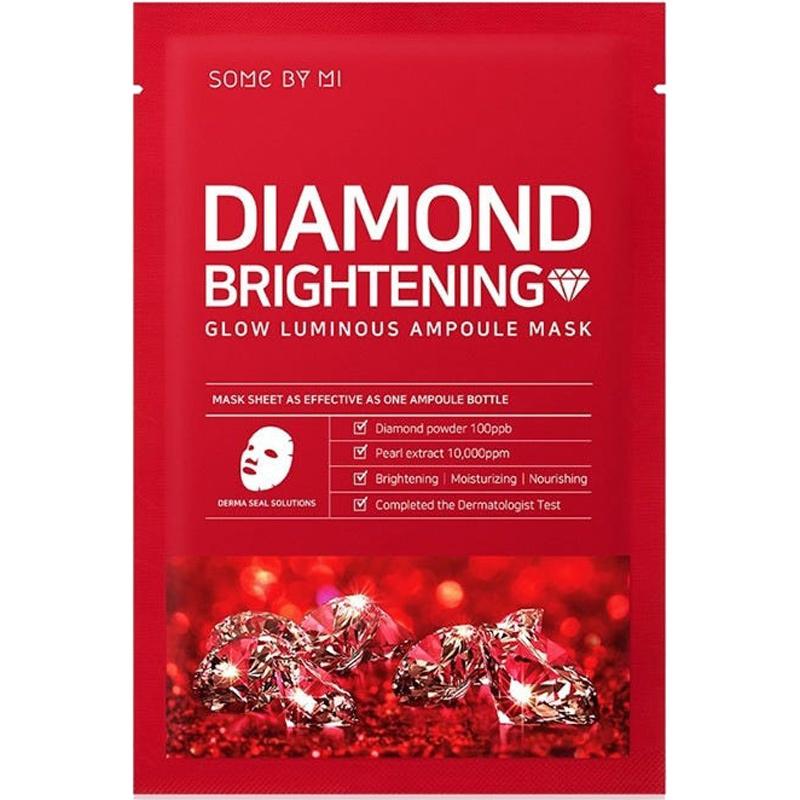 Diamond Brightening Glow Luminous Ampoule Mask-1