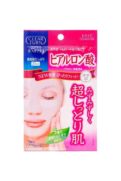 Clear Turn Hyaluronic Acid Lift Mask