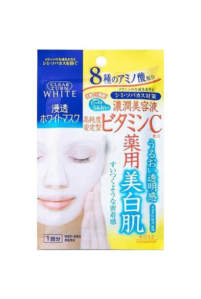 Clear Turn Vitamin C Lift Mask