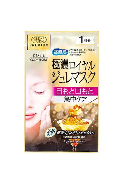 Clear Turn Premium Royal Gel Eye Mask